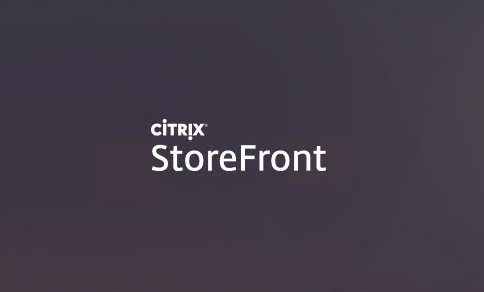 "Citrix StoreFront ""Cannot complete your request"""